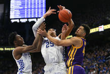 University of Kentucky Men's Basketball 2019