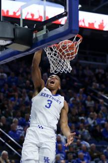 University of Kentucky Men's Basketball 2018