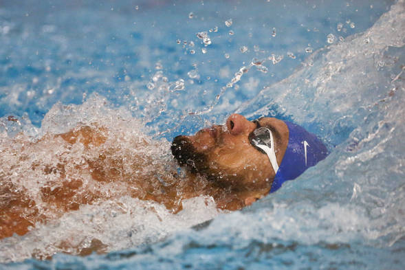 University of Kentucky Men's Swimming 2020