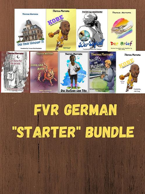 """FVR German """"Starter"""" Bundle"""
