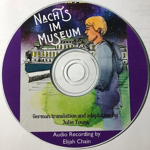Nachts im Museum - Audio Book on CD