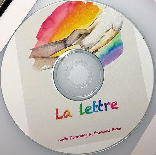 La Lettre - Audio Book on CD