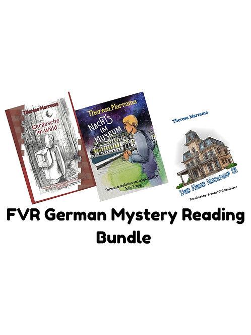 "FVR - German ""Mystery"" Reading Bundle"