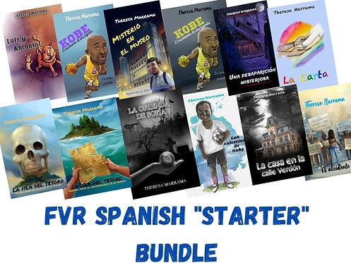 "FVR SPANISH ""STARTER"" BUNDLE"