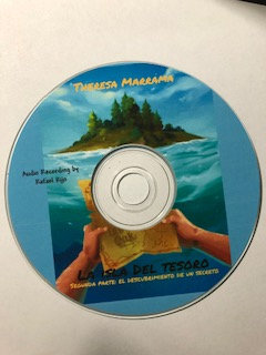 La isla del tesoro: Segunda parte... -  Audio Book Digital Download