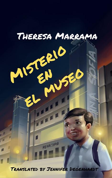 Misterio en el museo -Spanish Reader