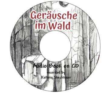 Geräusche im Wald - Audio CD Download
