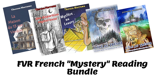 "FVR - French ""Mystery"" Reading Bundle"
