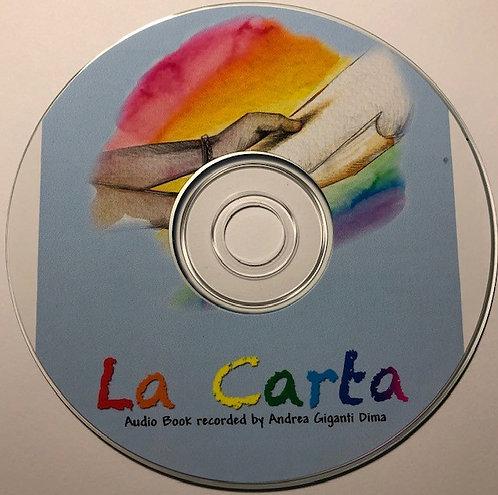 La Carta - Audio Book Digital Download