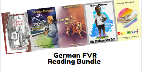 FVR German Reading Bundle