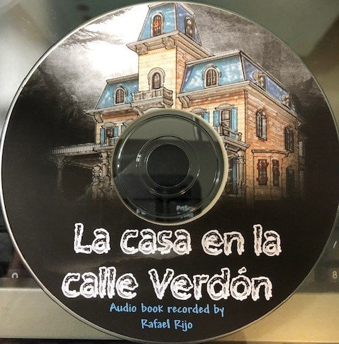 La casa en la calle Verdón - Audio Book On CD
