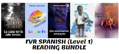 FVR: Spanish Level 1 Reading Bundle