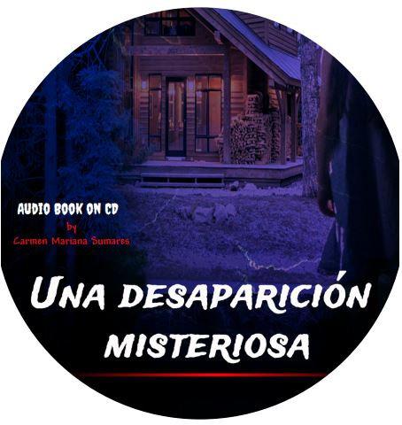 Una desaparición misteriosa - Audiobook on CD