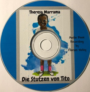 Die Stutzen von Tito - Audio Book on CD