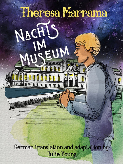 Nachts im Museum - German Reader