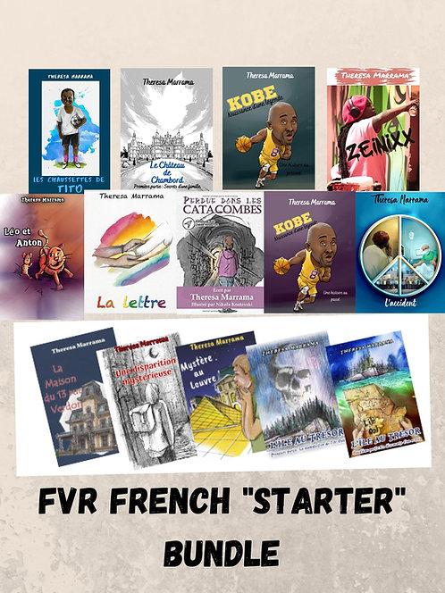 """FVR FRENCH """"STARTER"""" BUNDLE"""