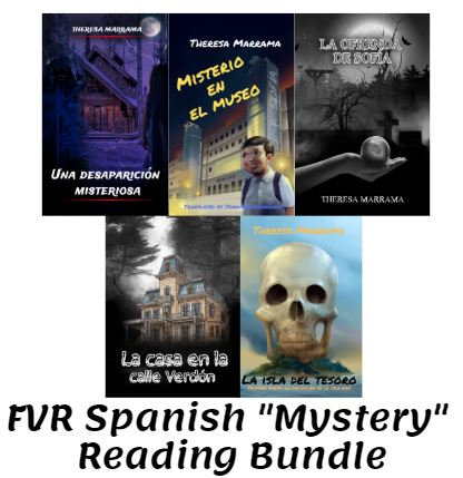 "FVR- Spanish ""Mystery"" Reading Bundle"