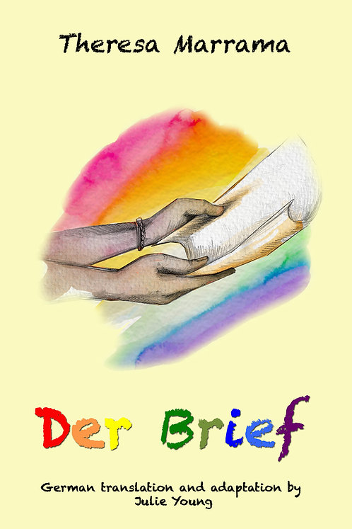 Der Brief - Level 1 (novice-high) German Reader