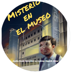 Misterio en el museo - Audi Book on CD