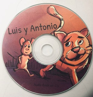 Luis y Antonio - Audio Book CD