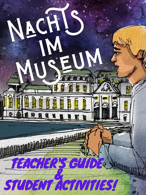 Nachts im Museum - Teacher's Guide& Student Activities