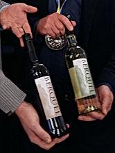 Berquel wijnen - eigen wijnlijn Restaurant Raedthuys en Wijnhandel Schaapveld