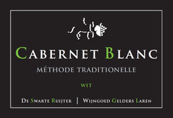 Cabernet Blanc Mousserend - vooretiket