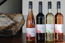 Coulisse wijnlijn