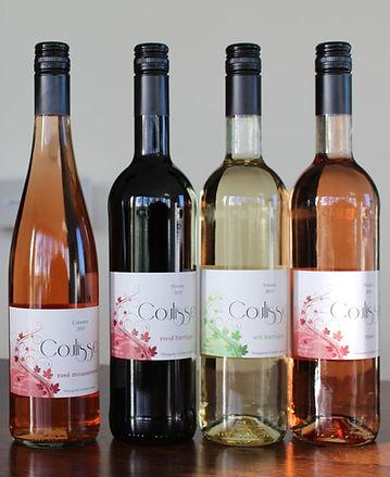 Coulisse wijnen, Wijngoed Gelders Laren