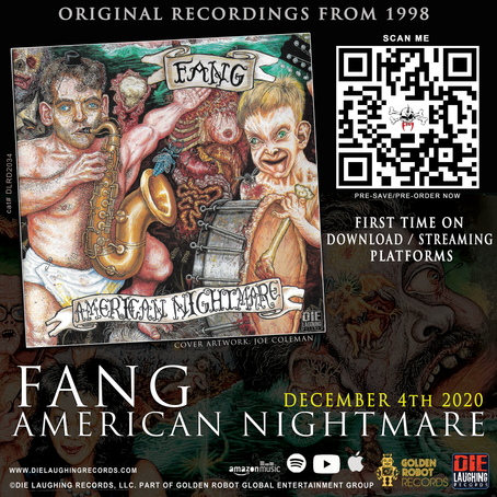 AMERICAN NIGHTMARE by FANG!