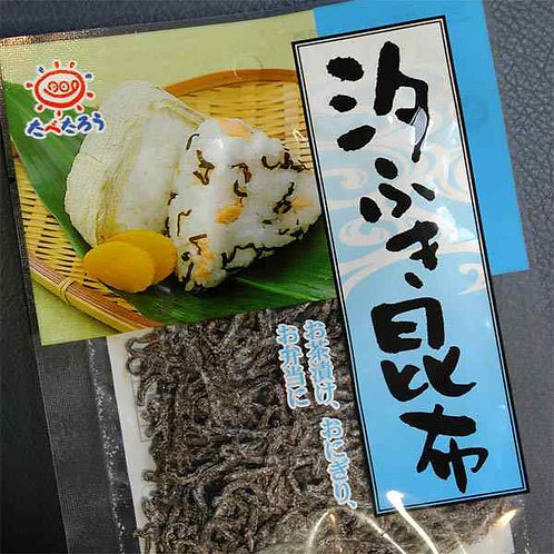 Shio fuki Konbu 前島食品汐吹きこんぶ25g