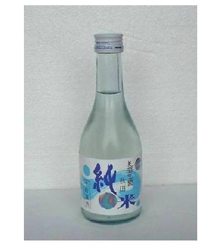 Junmai nama chozo Sake 14%  Azakura阿桜純米生貯蔵酒