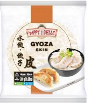 Gyoza  Wrappers, Happy belly 38sht 300g