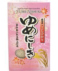 Yumenishiki rice Koshihikari 1kg