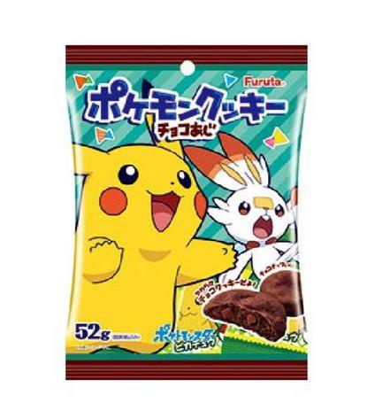 Pokemon cookies Furuta