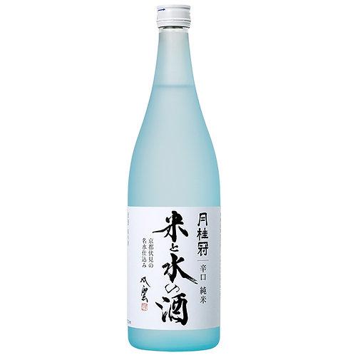 Kome to Mizu no  Sake 720ml