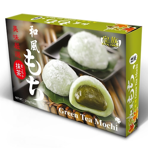 Green tea Matcha Mochi