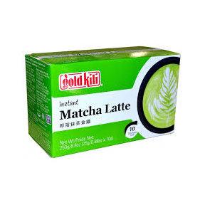 Mathca latte instant Gold kiri