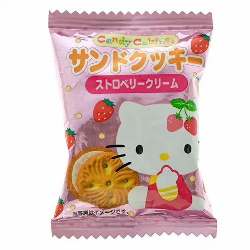 Hello kitty Sanrio original biscuits 2packs