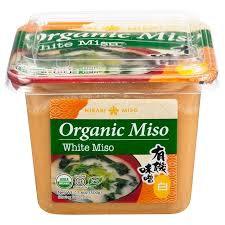 Miso white Organic Hikari 500gひかり味噌有機白みそ