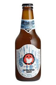 White Ale beer Hitachino nest 330ml