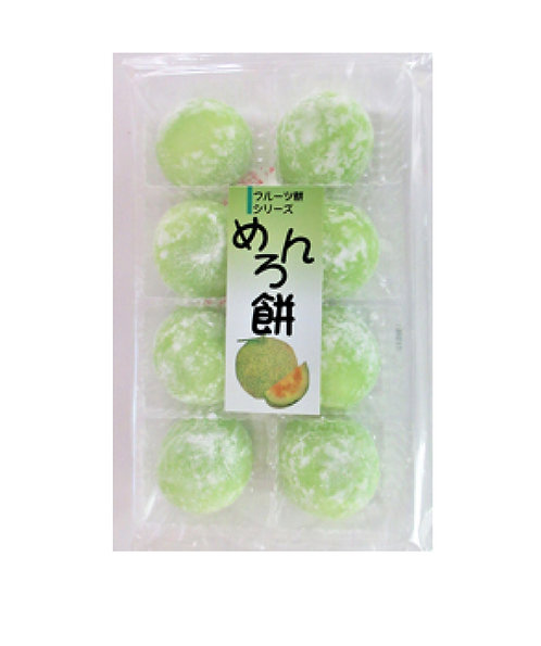 Fruits Mochi Melon 8p メロン餅8個