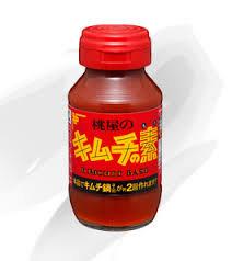 Kimchi sauce Momoya Japan