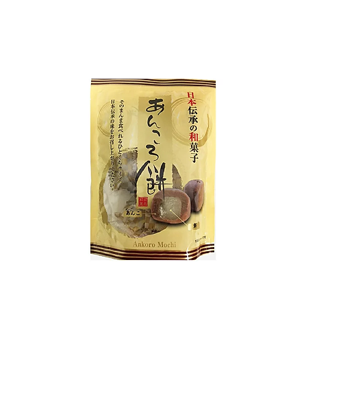 Ankoro mochi Traditional 9pあんころ餅伝統の和菓子