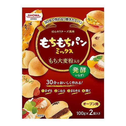 Mochi mochi bread mix flour Showa200g昭和もちもちパンミックス
