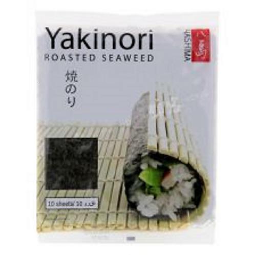 Yashima nori 10 sheets