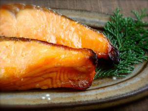 Salmon Miso Marinade