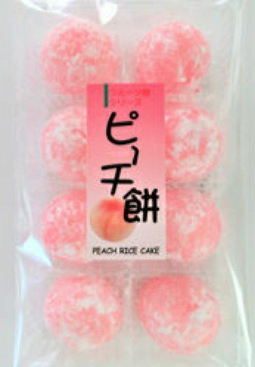 Peach Mochi 8p 久保田製菓桃大福
