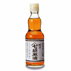 Yamashichi  roasted pure  sesame oil 170gml山七純正ごま油s