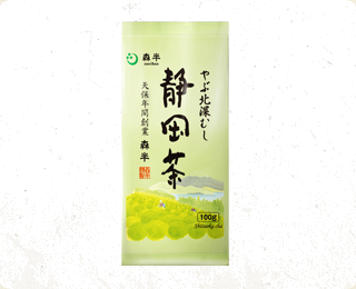 Fukamushi Shizuoka tea 100g